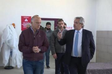"""Intendente reconoció las """"diferencias"""" en el PRO y elogió a Alberto por su """"receptividad"""" y el éxito en el canje de deuda"""