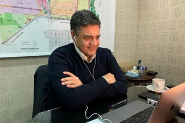 """El contundente pedido de Jorge Macri a los dirigentes de su espacio: """"Menos Twitter y más diálogo"""""""