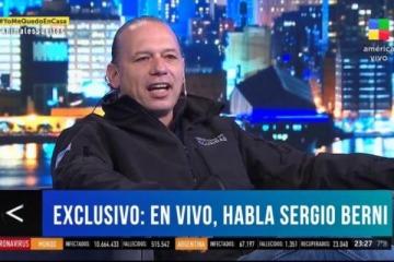 """Para Sergio Berni, el jubilado que mató al ladrón en Quilmes """"actuó en legítima defensa"""""""