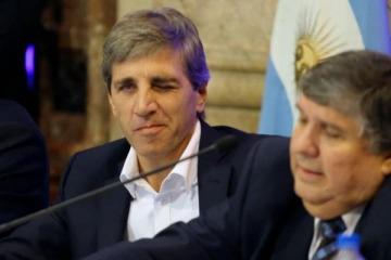 Pese a haber dejado la Argentina en llamas, Toto Caputo también celebró el acuerdo con los bonistas