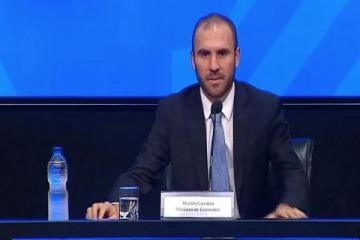 """""""Un paso muy importante para resolver la crisis que viene de 2018"""": Guzmán habló del acuerdo y lo que viene con el FMI"""