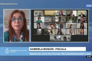 La fiscal del caso Correo ratificó la persecución de Casal y denunció que Tonelli tenía una infiltrada en su oficina
