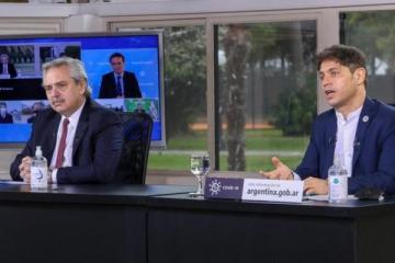 Alberto anunció obras nuevas y otras paralizadas por el último gobierno para 5 provincias por $ 22.645 millones