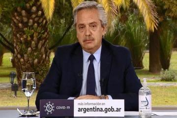 """Alberto Fernández: """"Queremos que el castigo tenga las condiciones humanitarias que el mundo reclama"""""""