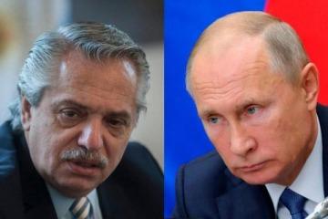 """La carta de Alberto a Putin por la vacuna rusa en la que coinciden de """"acceso equitativo"""" de todo el mundo"""