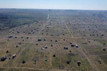 """Toma de tierras: intendentes del conurbano repudiaron la """"ocupación ilegal"""" y pidieron por la """"urbanización"""""""