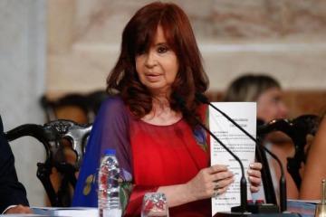 """""""No podían responder las preguntas"""": Cristina le pegó a los camaristas acomodados por Macri que faltaron al Senado"""