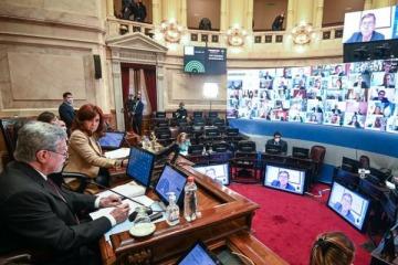Sin Juntos por el Cambio, el Senado revocó el traslado de los jueces nombrados a dedo por Macri