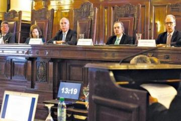De la mano de Rosenkrantz, la Corte hará una reunión especial para definir los casos de Bruglia, Bertuzzi y Castelli