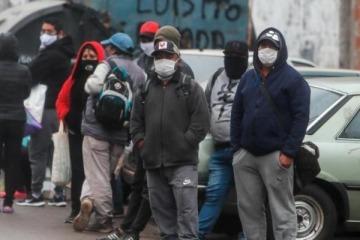 La desocupación escaló hasta un 13,1% en el segundo trimestre del año, el peor momento de la pandemia