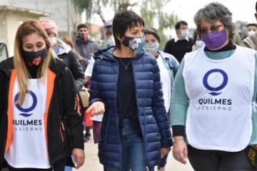 Mayra Mendoza lanzó beneficios impositivos para más de 8 mil comerciantes e industrias de Quilmes