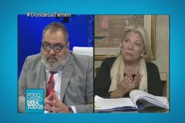 """Mala para Carrió, Lanata y Majul: archivan la causa """"Operación Puf"""" por inexistencia de delito"""