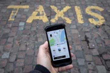 La Justicia porteña declaró la legalidad a Uber