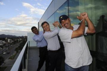 Quién es el golfista amigo de Macri con pedido de captura de Interpol acusado de violencia de género