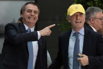 Oficial: Europa volteó el acuerdo con el Mercosur por la política ambiental de Bolsonaro, el socio de Macri