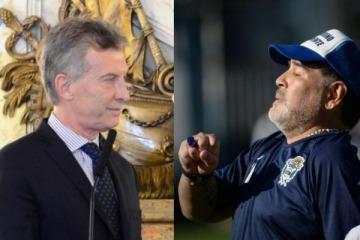 """""""Le cagaste la vida a dos generaciones de argentinos"""": Maradona destrozó a Macri y le recordó lo que decía su padre"""