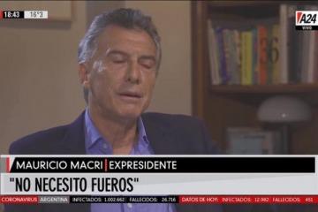 """Macri descontrolado: destrozó a su hermano, criticó a su padre fallecido y dijo que en JxC quieren hacer """"parricidio"""""""