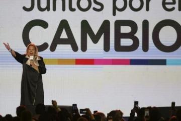 """Sopresa: Carrió le pidió a JxC dejar de lado las """"pequeñeces personales"""" y votar a Rafecas como procurador"""