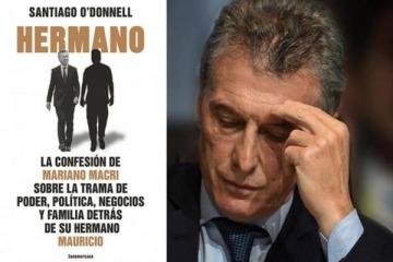 La carta documento del hermano de Macri para intentar frenar el libro y la contundente respuesta del autor