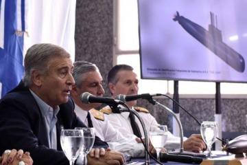 Denuncian que el ARA San Juan tuvo graves problemas de comunicación porque Aguad no pagaba Claro