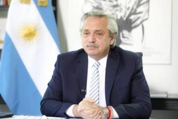 Alberto confirmó el aumento para jubilados en diciembre y adelantó que las tarifas no subirán al menos hasta marzo