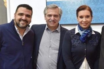 Después de Fernández Sagasti en Mendoza, La Cámpora sumó en el sur a un nuevo titular de un PJ provincial