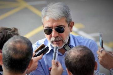 """""""Mirá lo que dice este imbécil"""": la respuesta de Aníbal Fernández a Macri por usar a Cristina para defender a Carríó"""