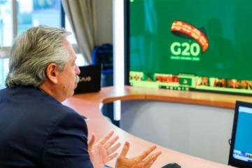 Cuáles son las propuestas de Alberto Fernández para el G20 en medio de la crisis por la pandemia