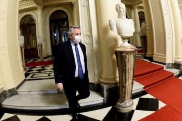 Alberto anunció que enviará al congreso la ley del Consejo Económico y Social