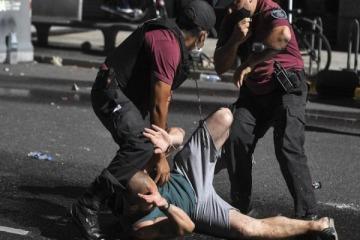 La Secretaría de DDHH denunció penalmente a Larreta por la violenta represión durante el velorio de Maradona