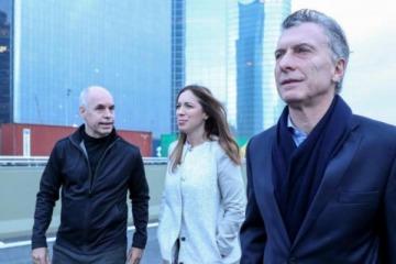 Primera cumbre presencial PRO en pandemia: Macri, Larreta y Vidal se ven las caras en medio de las internas