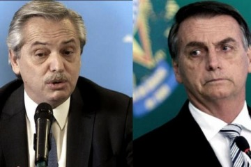 Fortalecido a nivel regional, Alberto hablará por videoconferencia con Bolsonaro para corregir la relación