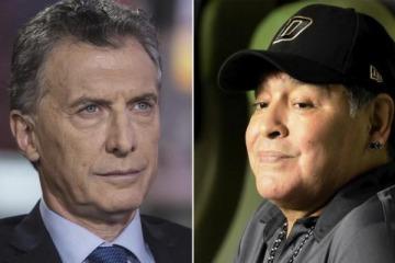 """A días del fallecimiento de Diego, Macri salió a decir que suponía """"este desenlace"""" y cuestionó sus """"posiciones políticas"""""""