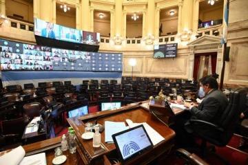 Rosca legislativa: el Senado tratará este viernes el impuesto a las grandes fortunas