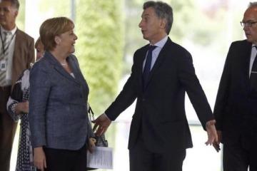 Merkel aclaró que el impacto económico de la pandemia en la Argentina es mayor por la herencia de Macri