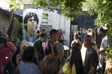 Fiorito: propusieron convertir la casa de Diego Armando Maradona en un museo