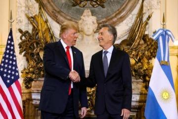 """Cafiero comparó a Macri con Trump y dijo que practica el """"cinismo"""" para buscar """"rédito político"""""""