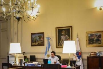 """Trotta destacó que """"17 provincias han fijado la primera semana de marzo para el inicio del ciclo lectivo"""""""