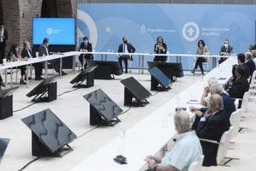 """Cumbre entre el Gobierno y los gremios: ejes en la garantía de """"paritarias sin techo"""" y control sobre los precios"""