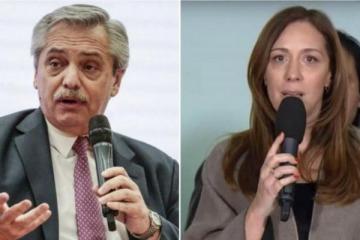"""Alberto fulminó la gestión sanitaria de Vidal, que """"controlará"""" elecciones pese a la mochila de los aportantes truchos"""