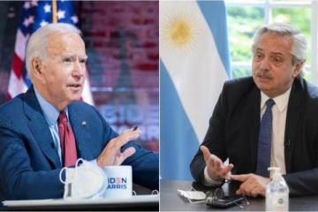 Alberto participará de la Cumbre de Líderes sobre el Clima invitado por Joe Biden