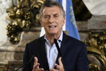 Macri volvió a usar sus redes para festejar el #27F de JXC con las bolsas mortuorias de dirigentes oficialistas