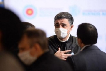 """Jorge Macri reconoció que no existe """"un criterio de vacunatorio VIP en Provincia"""" y avaló así el plan de Kicillof"""