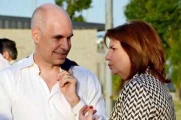 Halcones & Palomas, unidos: internas mediante, Larreta y Bullrich apuntaron contra Alberto por la Justicia