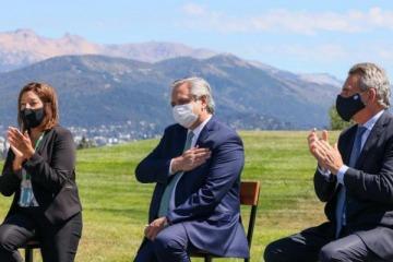 """""""Quiero ser el presidente que una a los argentinos"""": Alberto retoma agenda del diálogo ante la embestida opositora"""