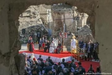 """Terminó la histórica visita del Papa Francisco a Irak: """"La esperanza es más fuerte que la muerte"""""""