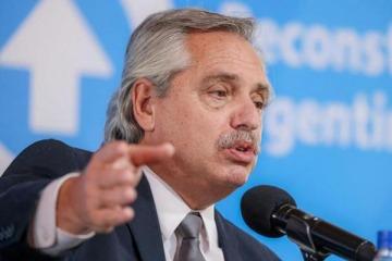 """Alberto Fernández: """"La reacción estatal frente a los femicidios es lenta o no existe"""""""