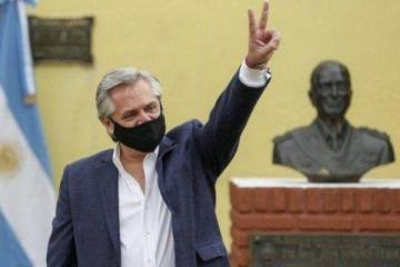 Con un acto en la Ciudad, Alberto asume la presidencia del Partido Justicialista a nivel nacional