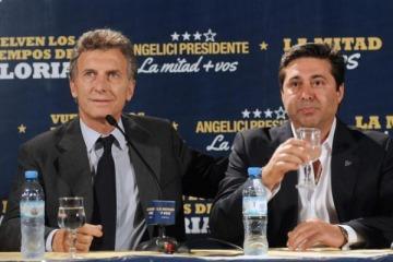 Escandaloso: una interna del radicalismo y el macrismo en Boca terminó a los tiros y el señalado es Angelici