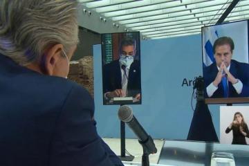 Cruce entre Alberto y Lacalle por el Mercosur: respuesta y advertencia de Argentina de cara a la próxima reunión